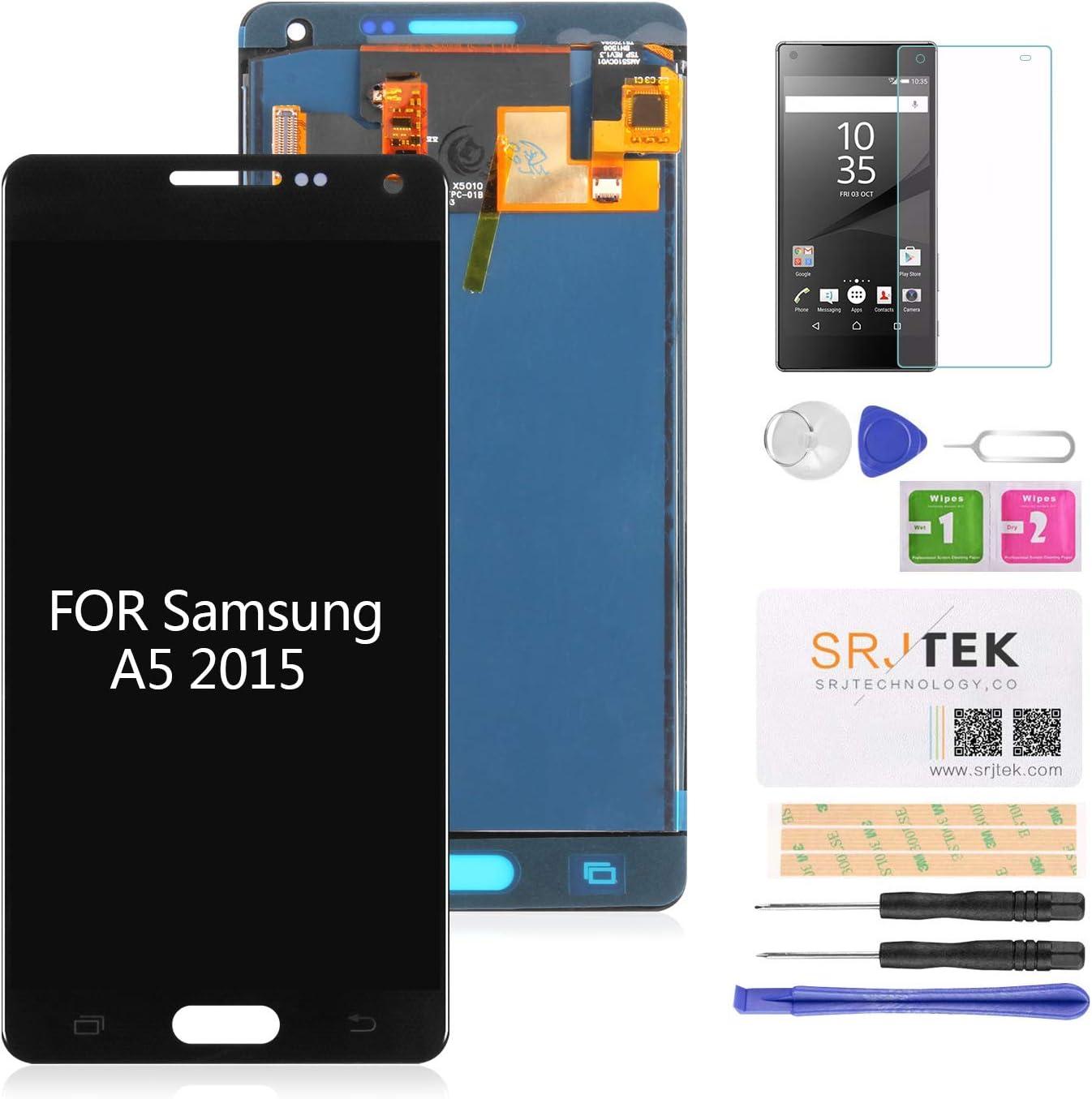 srjtek TFT LCD pantalla táctil de repuesto para Samsung Galaxy A5 ...
