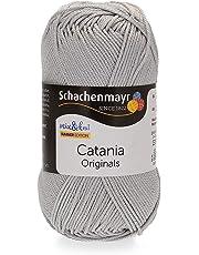 Schachenmayr Catania Handstrickgarn, Häkelgarn, Baumwolle