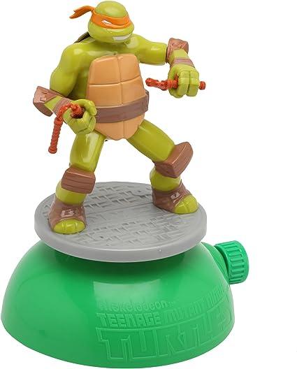 Imperial Toy Teenage Mutant Ninja Turtle Spin and Spray Sprinkler