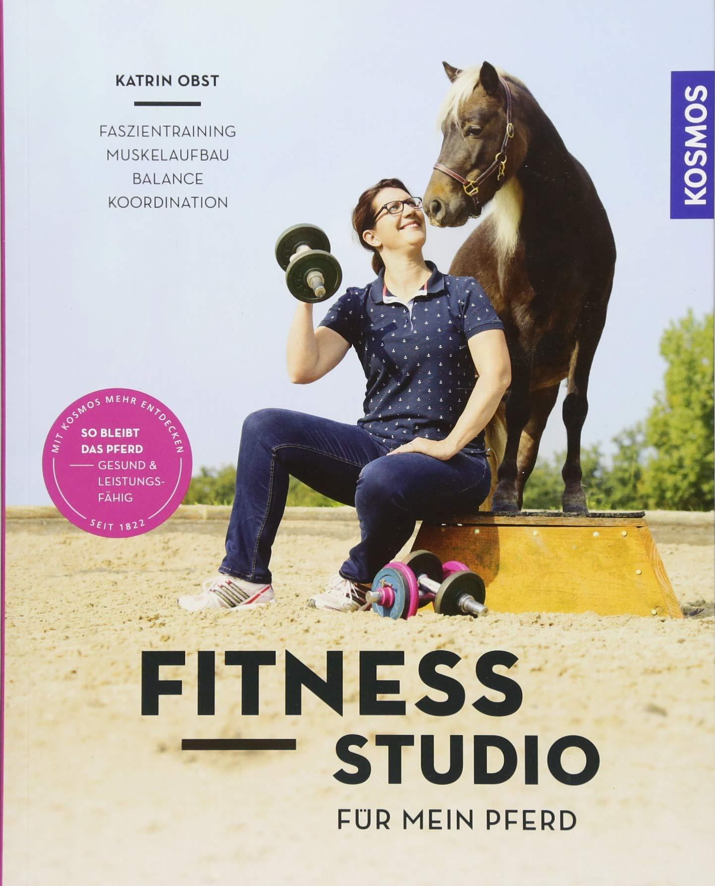 Fitnessstudio Für Mein Pferd  Faszientraining Muskelaufbau Balance Koordination