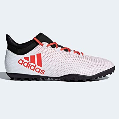 a0b25f7f1 Adidas X Tango 17.3 Astro Turf Football Trainers Mens White Soccer Shoe  Sneakers