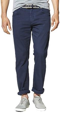 Pantalon - Droit - Homme - Bleu (Indigo 07) - FR : 36 (Taille fabricant : 36)Celio XnjjqPT76