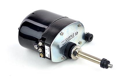 12 V motor de limpiaparabrisas (con interruptor