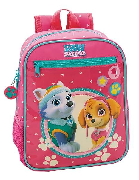 La Patrulla Canina 4682151 Girl Mochila Infantil, 6.44 litros, Color Rosa