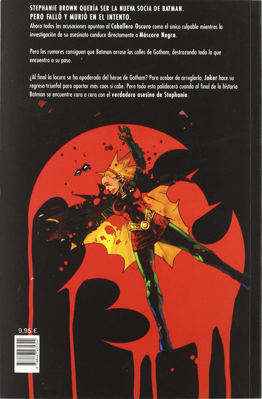 Batman, Crímenes de guerra: Felip Tobar Pastor: 9788467435344: Amazon.com: Books