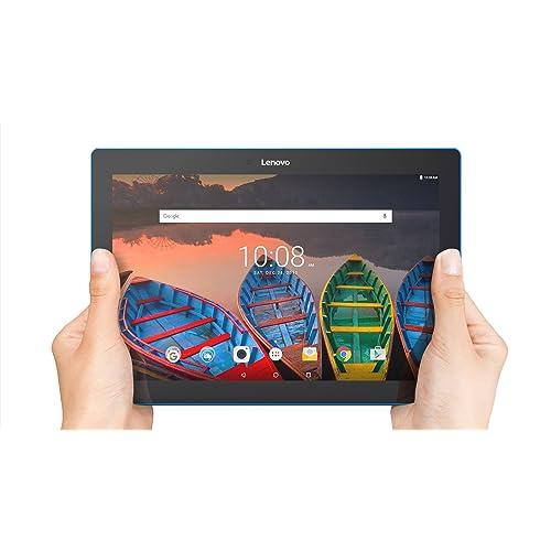 "Lenovo TAB X103F Tablette tactile 10"" (APQ8009 QC 1.3GHZ, 1 Go de RAM, SSD 16 Go, Android 7.0, WIFI, Slate Black)"