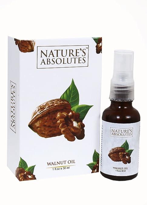 Nature's Absolutes Organic Walnut Oil, 30ml