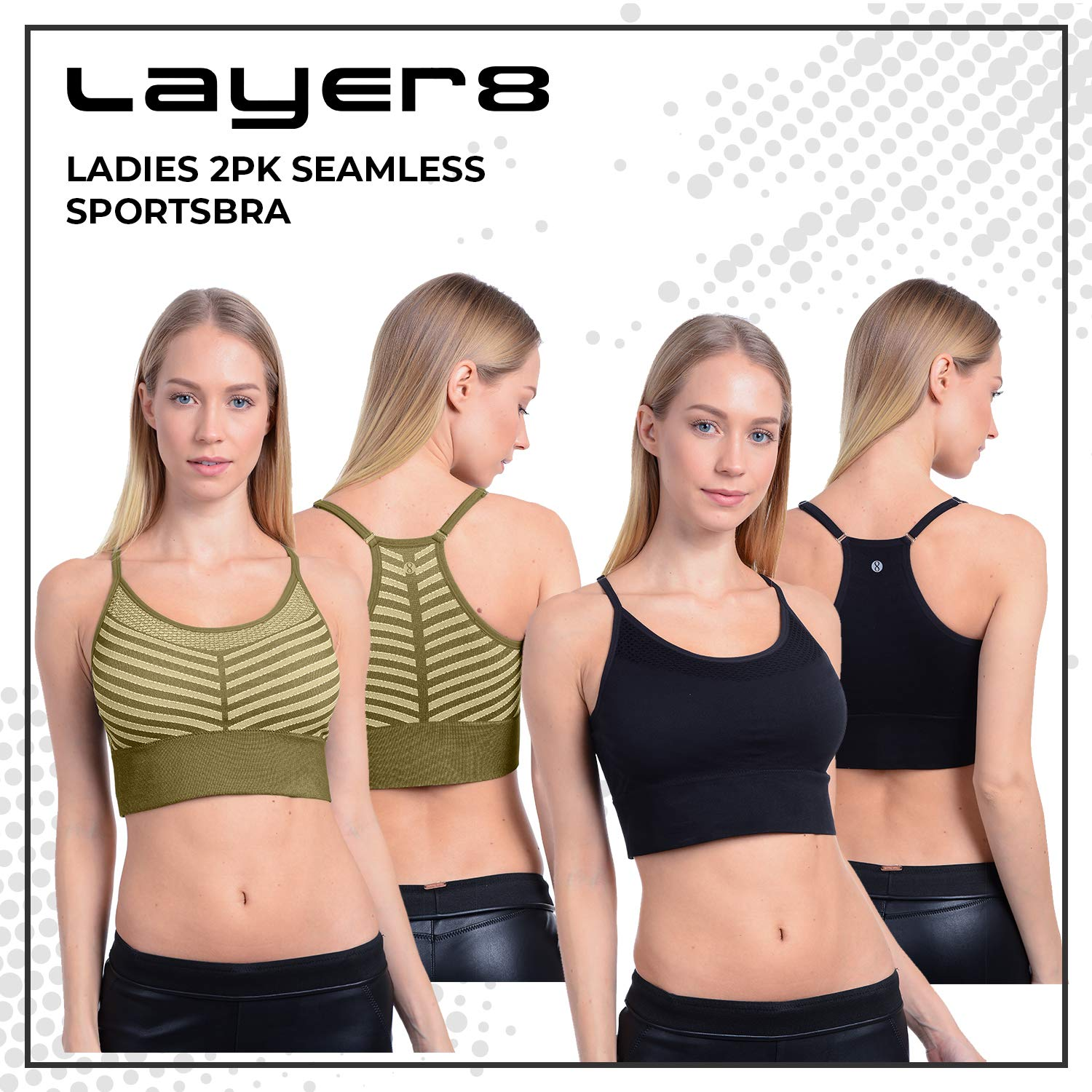 Layer 8 Womens 2 Piece Pack