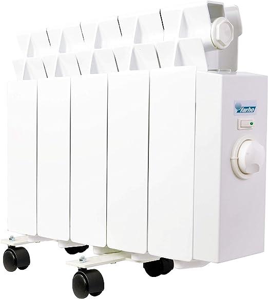farho Radiador Eléctrico Bajo Consumo LPR 550W (5) · Emisor ...