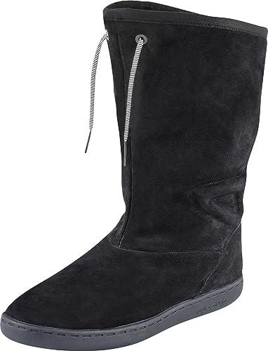 adidas Attitude SUP Hi W Stiefel 3,5 black/dark shale: Amazon.de ...