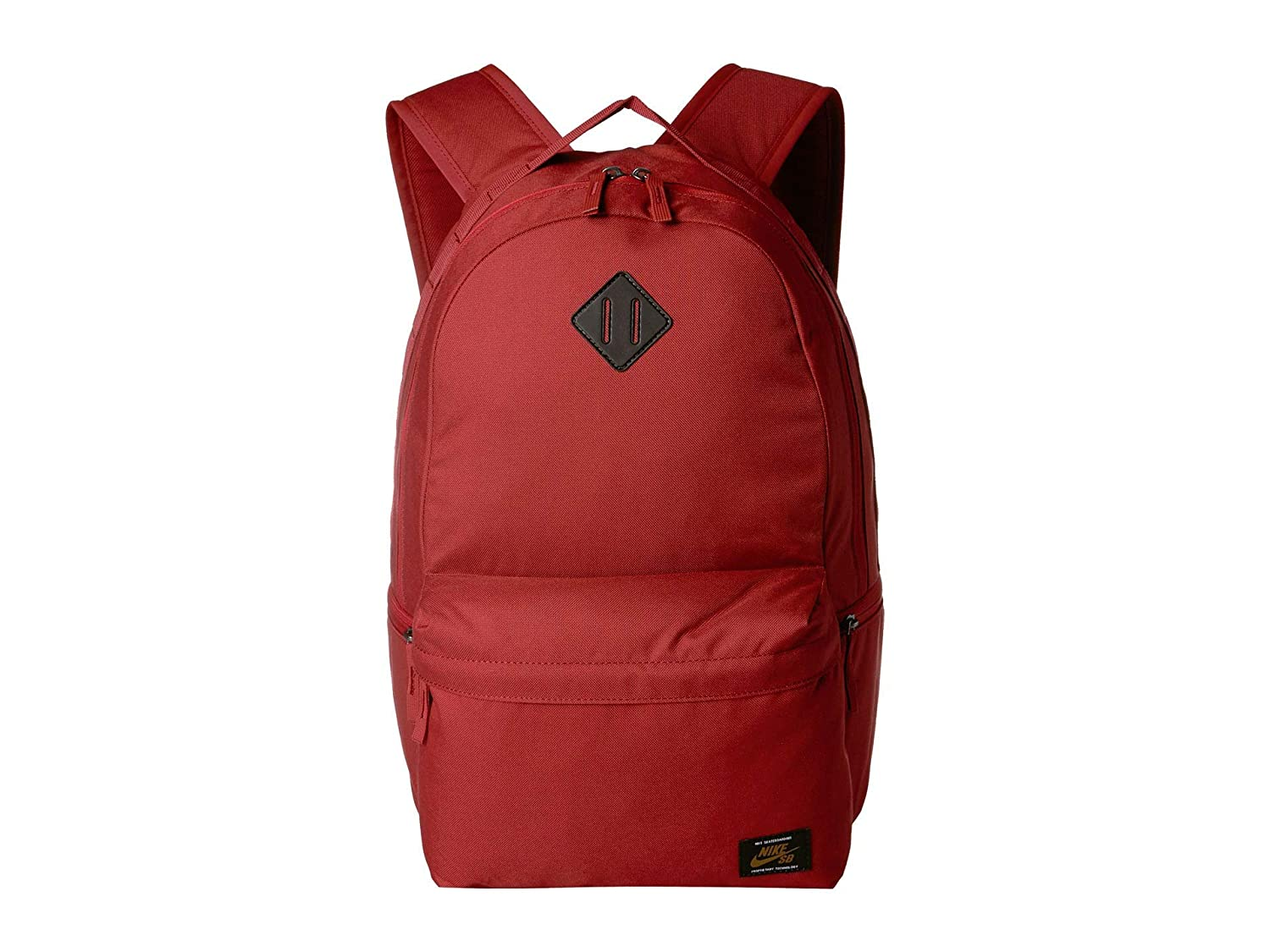 [NIKE(ナイキ)] リュックバックパック Icon Backpack [並行輸入品] One Size Team Crimson/Golden Beige/Golden Beige B07P8V8QTY