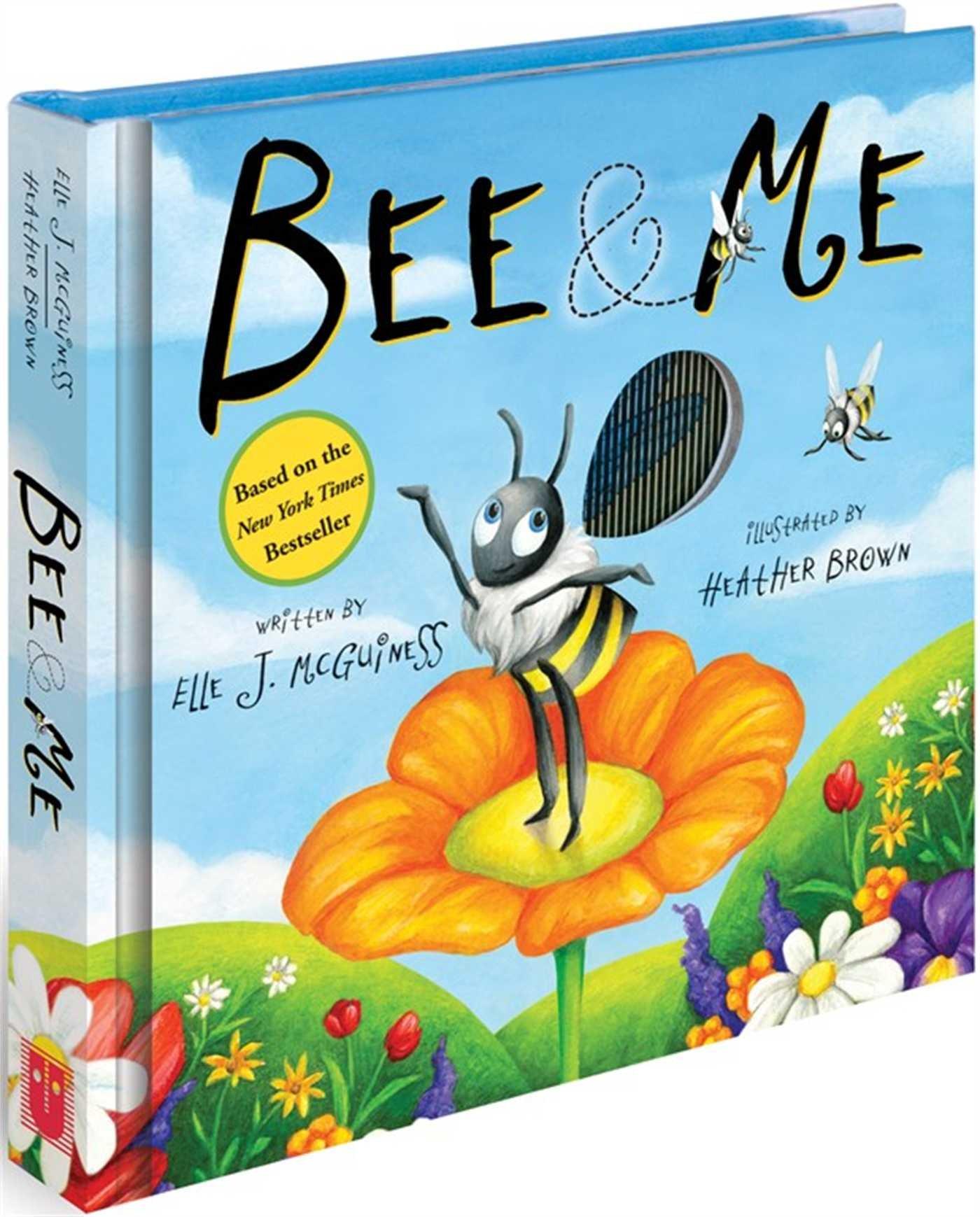 Bee & Me: A Mini-Motion Book