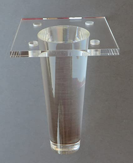 clear furniture. Alpha Furnishings Clear Acrylic Lucite Leg 5\u0026quot; H For Sofa, Cabinet And Furniture, Furniture
