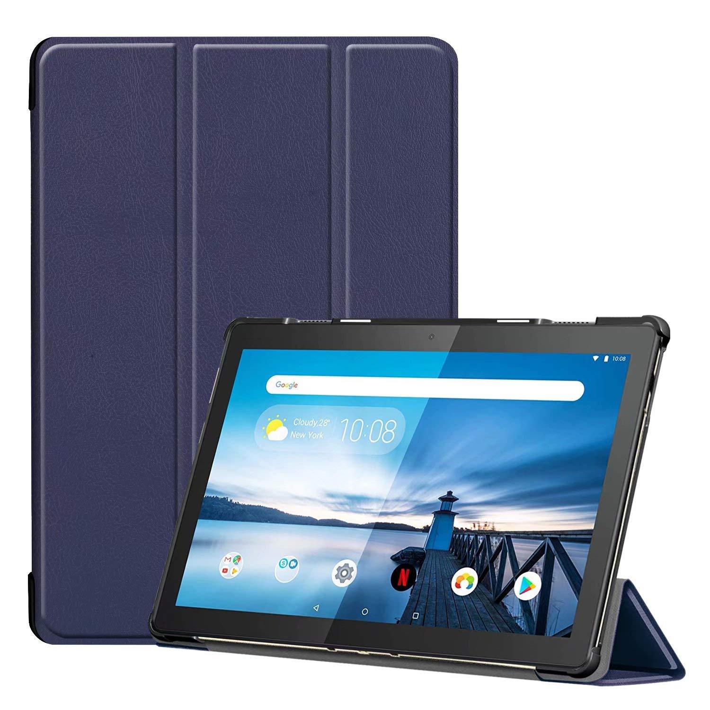 セットアップ Xindayi Lenovo Tab M10 M10 ケース - ブルー 超スリム 軽量 PUレザー ブルー スマートシェル スタンドカバー Lenovo Tab M10 (TB-X605F) 10.1インチ 2018年タブレットリリース用 ブルー M10 ブルー B07PT54426, 公式サイト:45f8d66f --- a0267596.xsph.ru