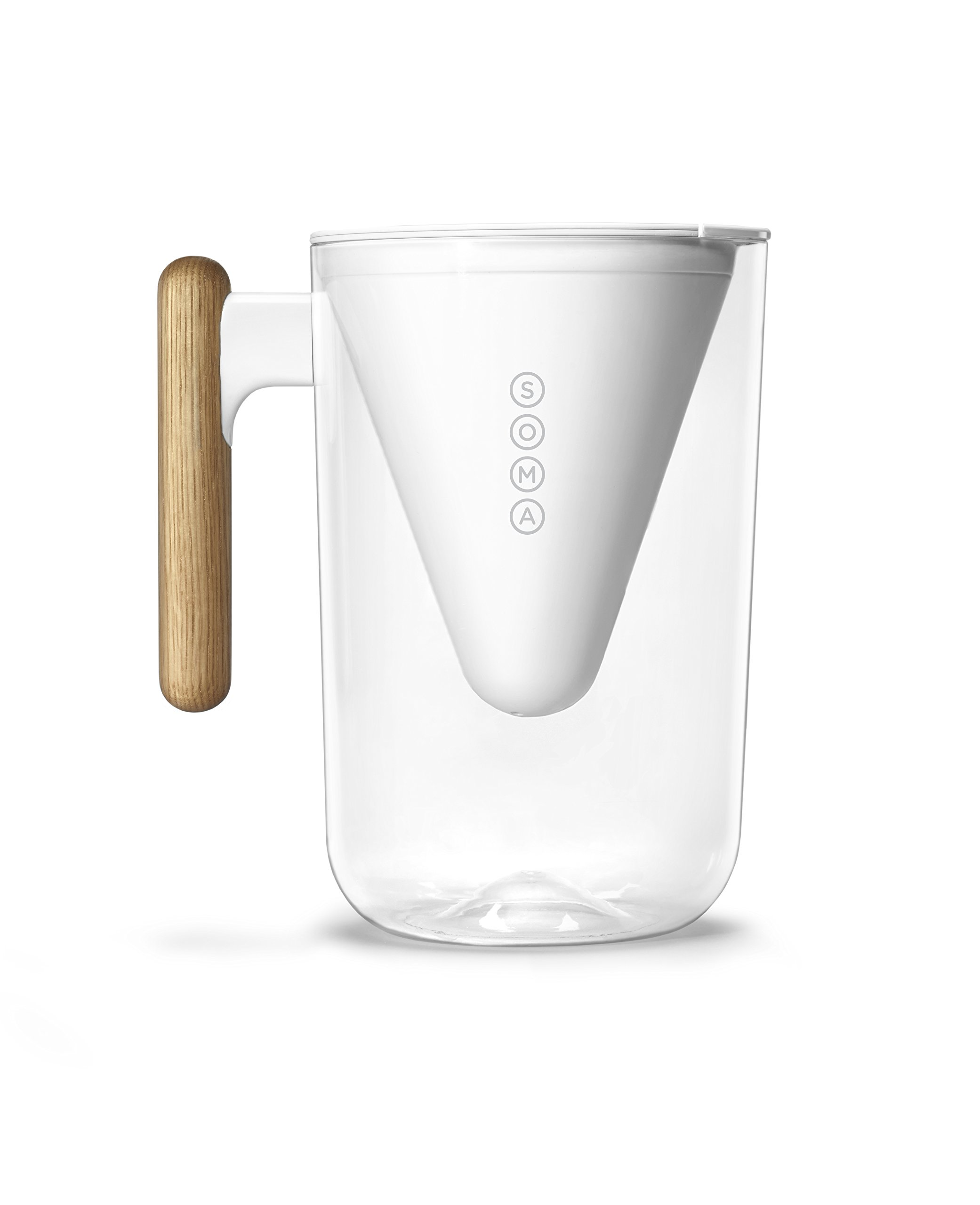 Soma 10-Cup Water Filter Pitcher by Soma