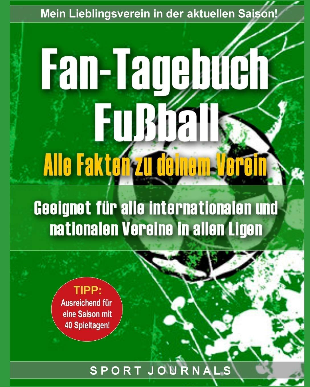 Fan Tagebuch Fussball Alle Fakten Zu Deinem Verein