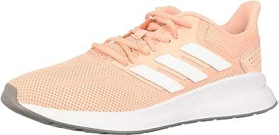 adidas Runfalcon Ladies Sneaker Orange: Amazon.es: Zapatos y ...