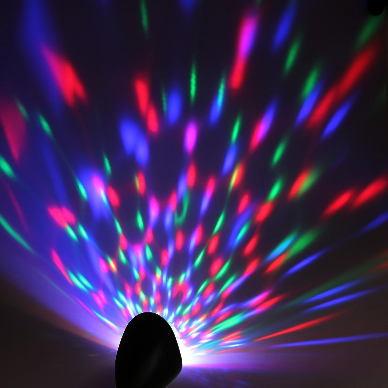 Led Party Multicolor Landscape Lighting Laser Lights