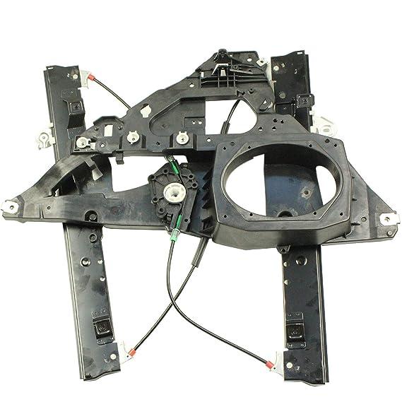 LOSTAR Front Left Window Regulator Fits 07-17 Ford Expedition 07-17 Lincoln Navigator 7L1Z7823201B