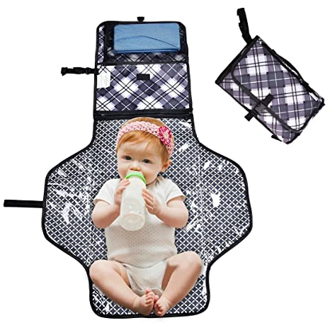Starter Portátil Cambiador - Estación de cambio de bebé portátil,Pañal para cambiar el pañal