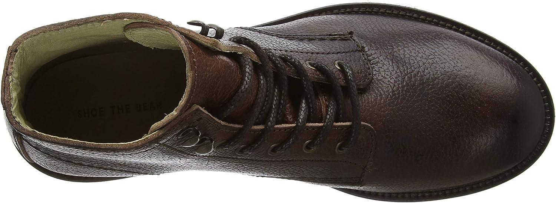 Shoe rack Worker, Stivaletti Uomo Marrone Brown