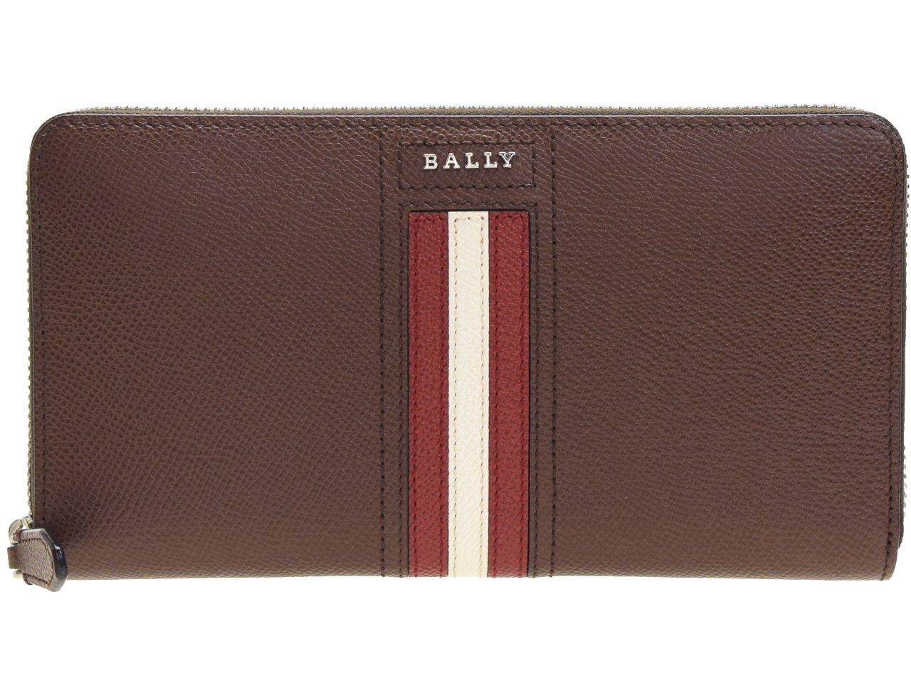 (バリー) BALLY 財布 長財布 ラウンドファスナー メンズ レザー TELEN.LT [並行輸入品] B079M5KPQ5 ココナッツ ココナッツ