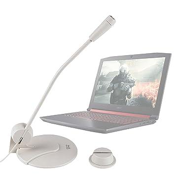 Micrófono De Sobremesa Para Acer Nitro 5 / Asus ZenBook UX3410UQ (GV077T) / HP