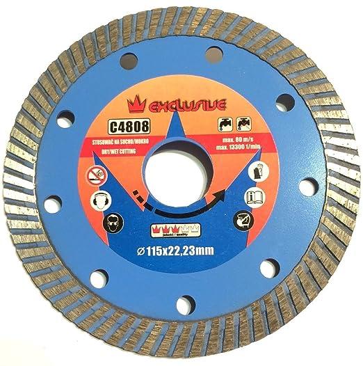 Corona Exklusives Professional Diamond Disc Sageblatt 125 X 22 2