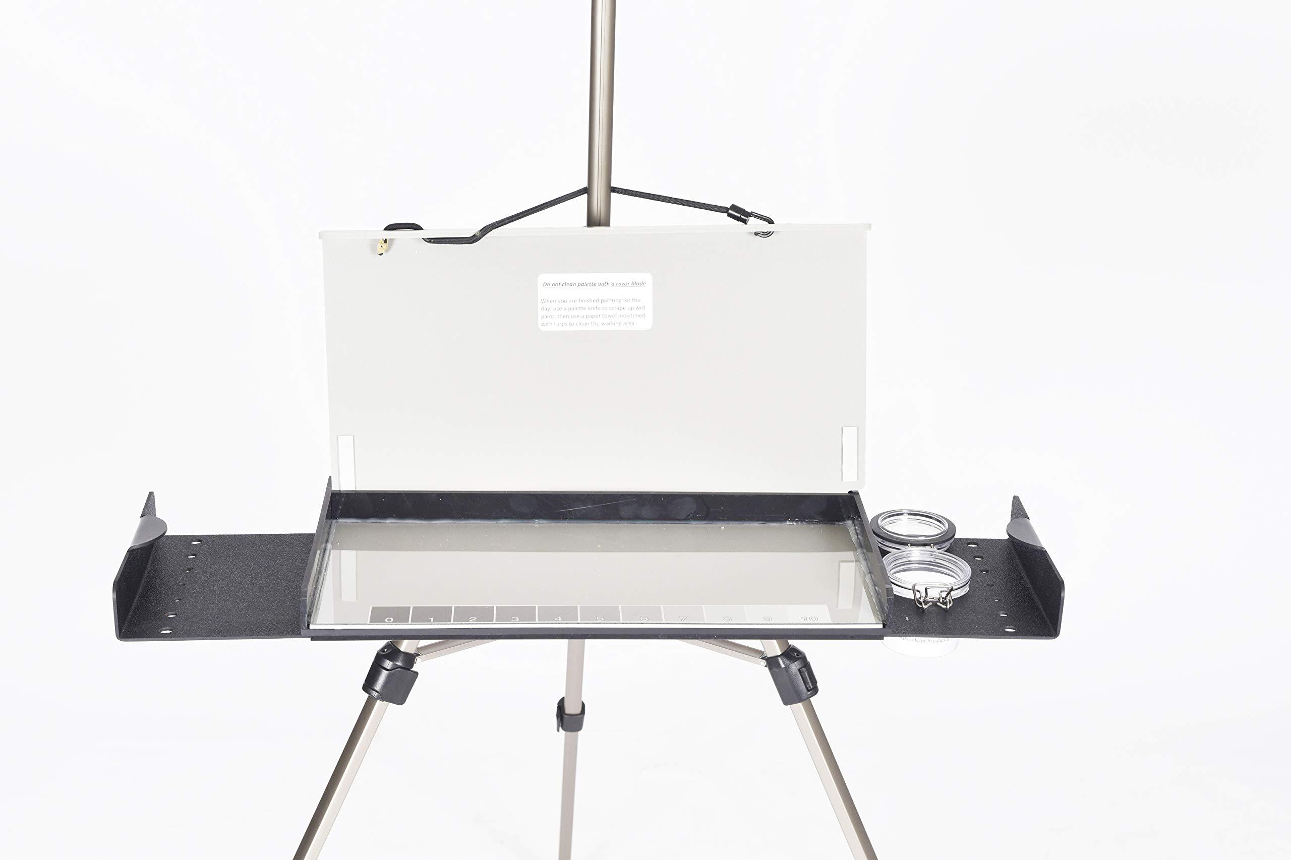 En Plein Air Pro Professional Series PETG Palette