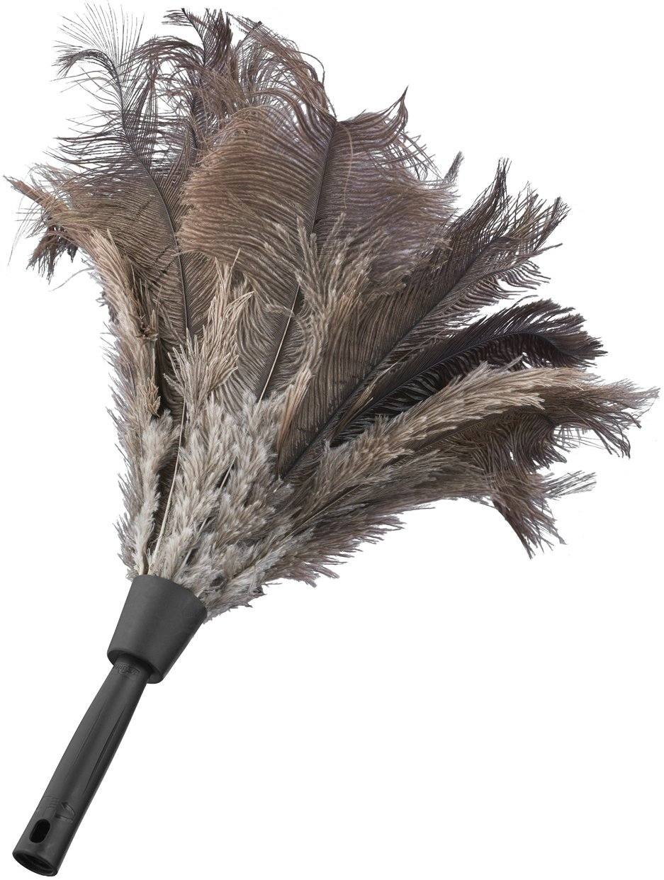Unger Ostrich Feather Duster, 18''
