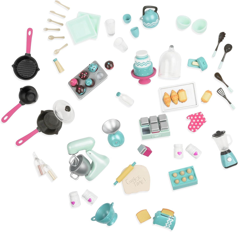 Lori Doll Mix & Bake Accessory Set