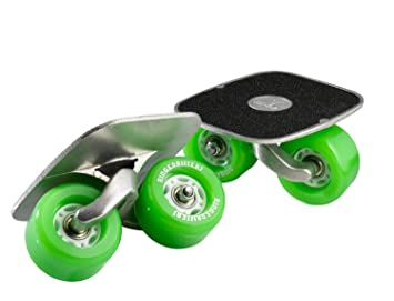 Ridge - Patines Freeline/Drift Skates - Verde: Amazon.es: Deportes y aire libre