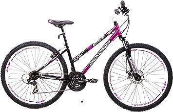 29 Pulgadas Aluminio Mujer Cross MTB Bike Bicicleta 21 velocidades ...