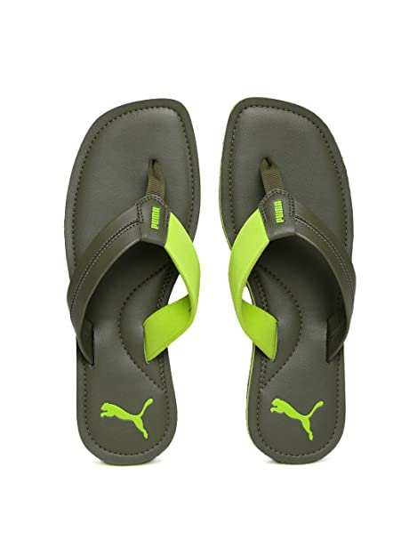 33a4e1931ef9 Puma Men s Ablaze Flip Flops Thong Sandals  Buy Online at Low Prices ...
