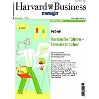 Harvard Business Manager Edition 2/2009: Vertrieb: Verkäufer führen - Umsatz machen (Edition Harvard Business Manager)