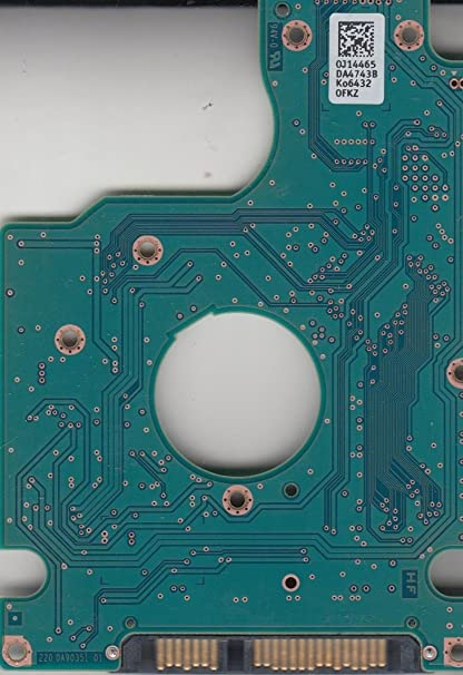 HTS721010A9E630 0J30563 Hitachi SATA 2.5 Circuit Imprim/é PCB DA6326 0J14465 DA4743C