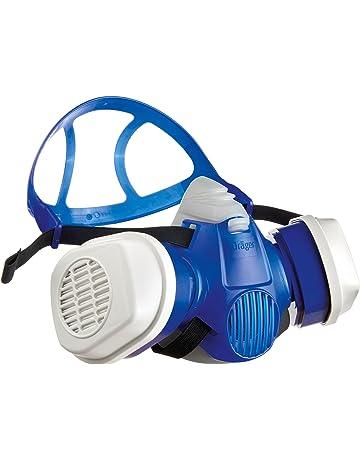 Kit de Semi-máscara Reutilizable para Trabajos de Pintura