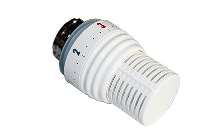 Cabezal de termostato If1 Simplex – Comap con sonda de líquido integrado