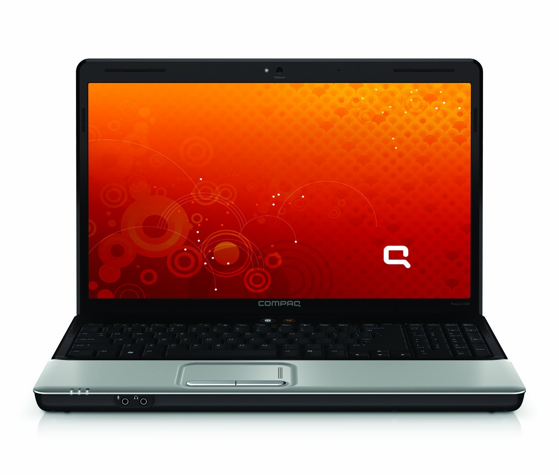 Amazon.com: Compaq Presario CQ60-410US 15.6-Inch Laptop (2.1 GHz Intel  Celeron Processor, 2GB SDRAM, 160GB HDD, Windows Vista Home Premium) Black:  Computers ...