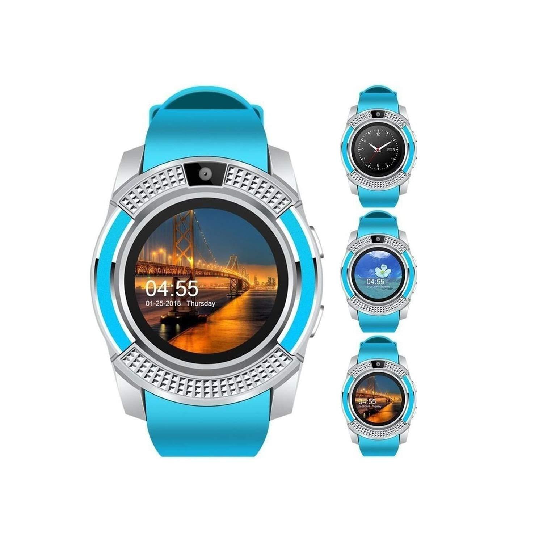 Amazon.com: Smart Watch Men Bluetooth Sport Watches Women ...