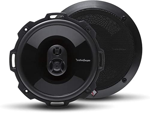 Rockford Fosgate P1675 Punch 6.75 3-Way Full-Range Speaker