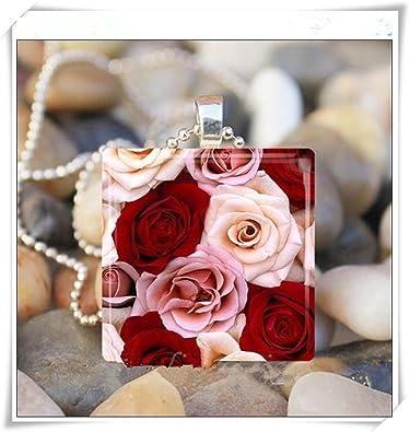 Bouquet De Roses Rose Rouge Rose Garden Saint Valentin Amour