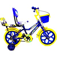 Loop Cycles Panther Kids Bicycle for 3 to 5 Years (Semi Assembled with Instruction Manual and Assembly Tool)