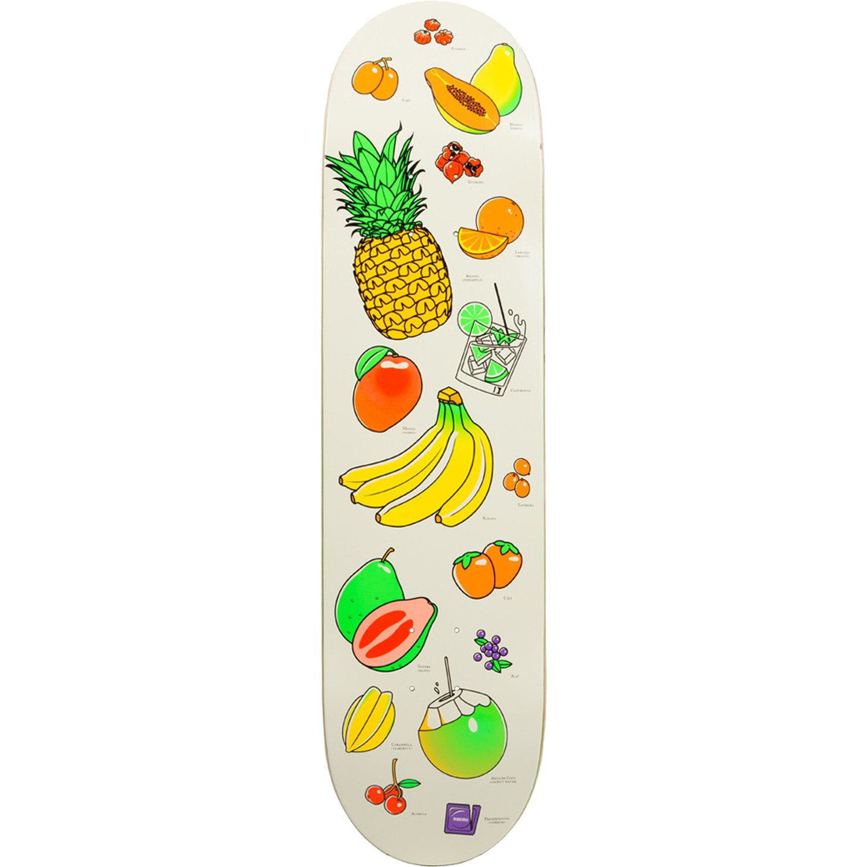 488dd334 Amazon.com : Primitive Skateboarding Carlos Ribeiro Fruit Party Skateboard  Deck - 8.1