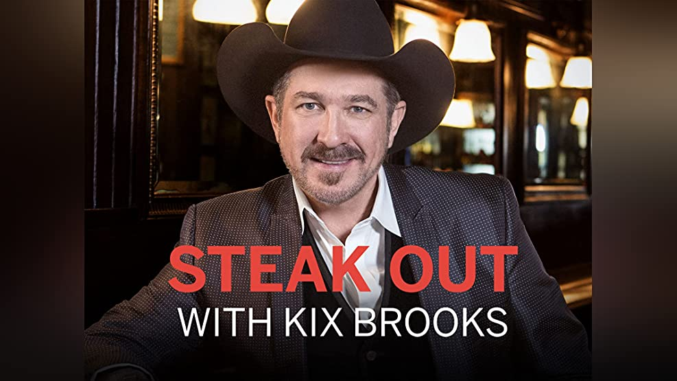 Steak Out With Kix Brooks - Season 1