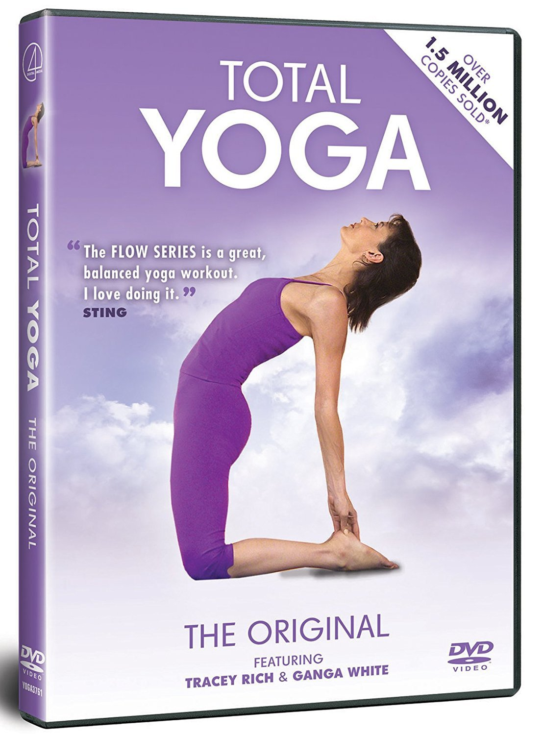 Total Yoga - The Original [DVD] [Reino Unido]: Amazon.es ...