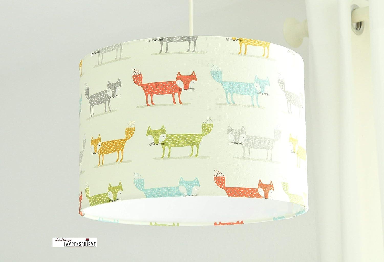 Deckenlampe Fuchs