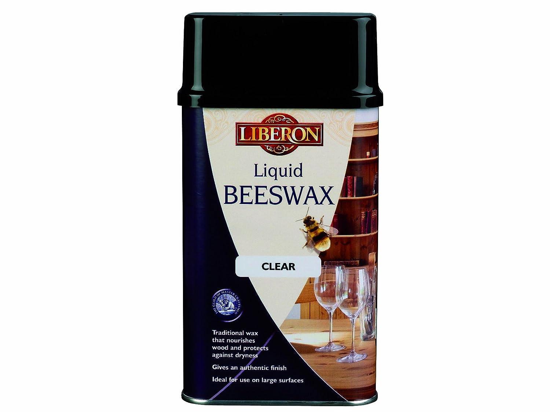 Liberon BLCL5L 5L Beeswax Liquid - Clear LIBBLCL5L B001GU2HAO