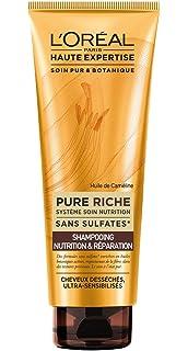 loral paris pure riche shampoing nutrition rparation - Shampoing Schwarzkopf Cheveux Colors