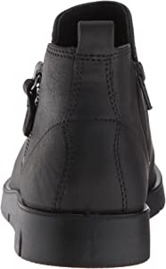 Bella Zip High Top Ankle Boot